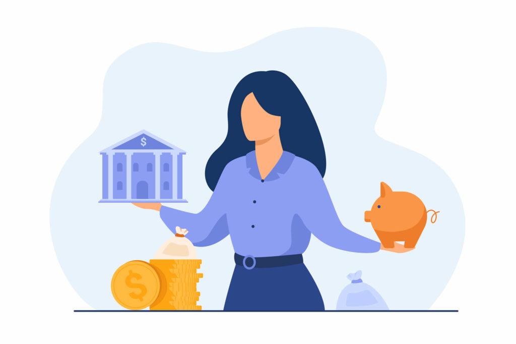 Вклад в банке