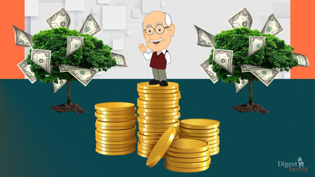 Инвестиции на пенсии